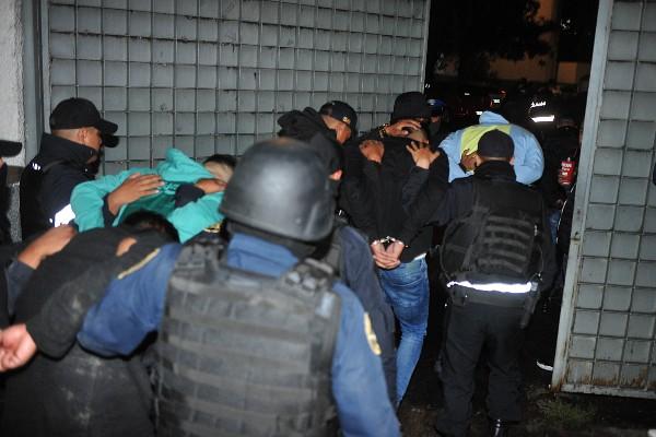 Elementos de la Secretaría de Seguridad Ciudadana dieron golpes a la delincuencia. Foto: Cuartoscuro