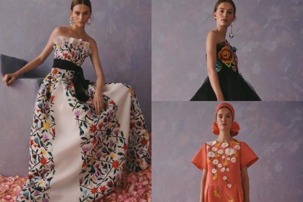 99bf8be7eb Nueva colección de Carolina Herrera está inspirada en México