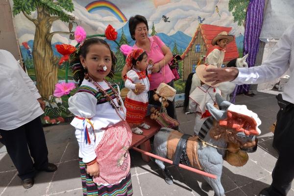 Jueves de Corpus Christi: ¿Cuál es el origen de Día de las Mulas?