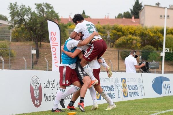 México vence a China y avanza a semifinales