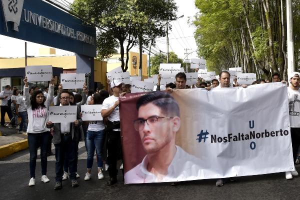 Localizan cuerpo de Norberto Ronquillo en Xochimilco