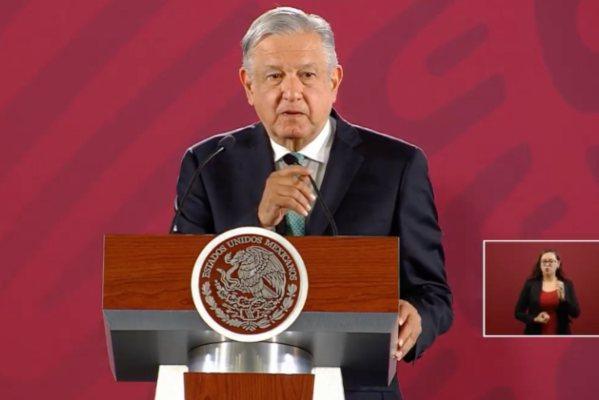 El presidente López Obrador, tras la reunión en Palacio Nacional se mostró optimista de lograr resultados.FOTO: ESPECIAL