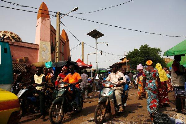 Mali Matanza Sobame Da Mopti África