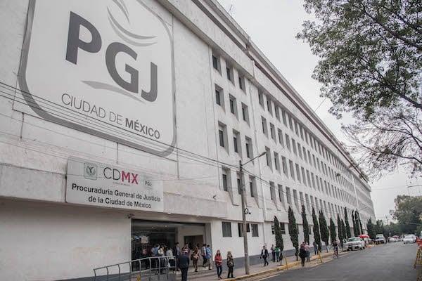 PGJCDMX Norberto Ronquillo justicia Sheinbaum