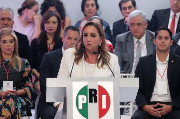 El verdadero adversario, agregó Ruiz Massieu, se oculta