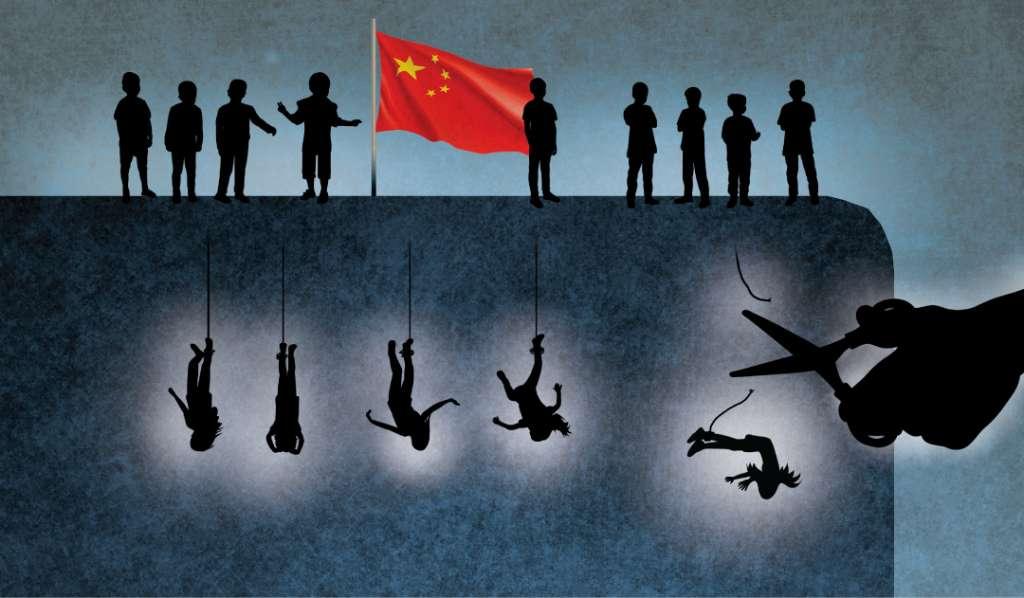 La política del hijo único en China provocó que las familias prefieran tener un niño. Foto: Allan G. Ramírez