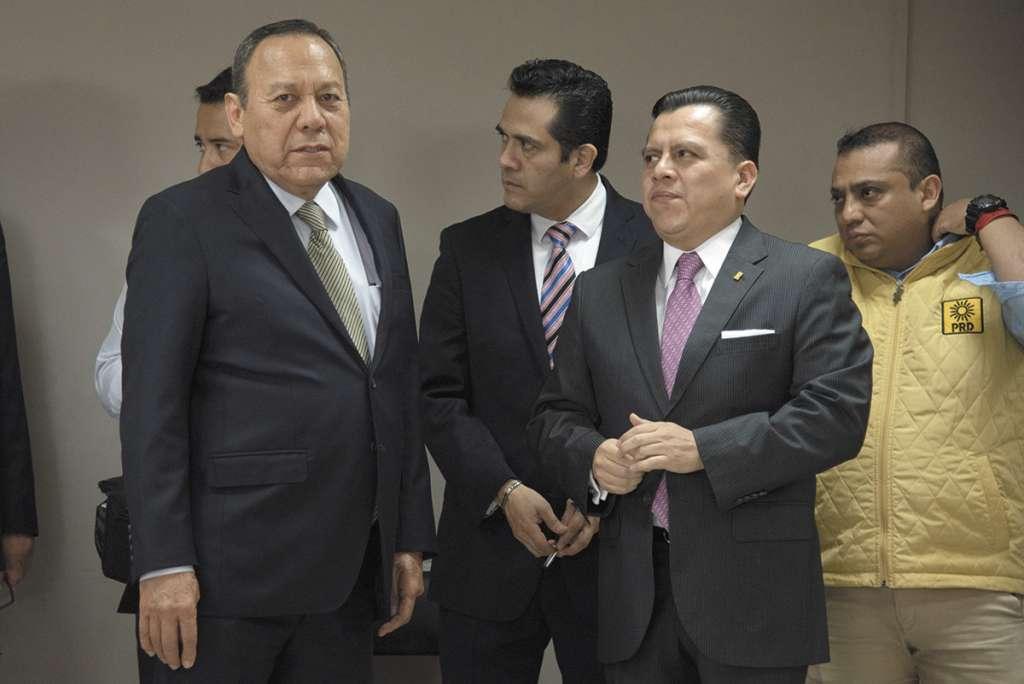"""Ya iniciamos el proceso de reafiliación para organizarnos y relanzarnos como partido"""". FOTO: ESPECIAL"""