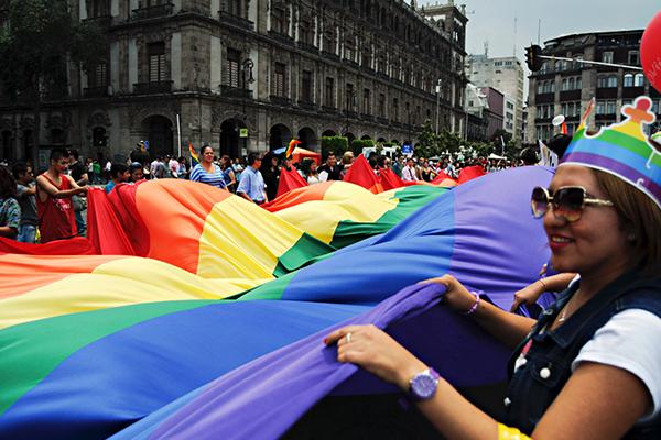 manifestacion gay en mexico 2019