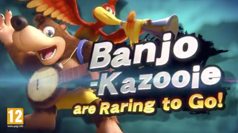 Banjo Kazooie switch e3