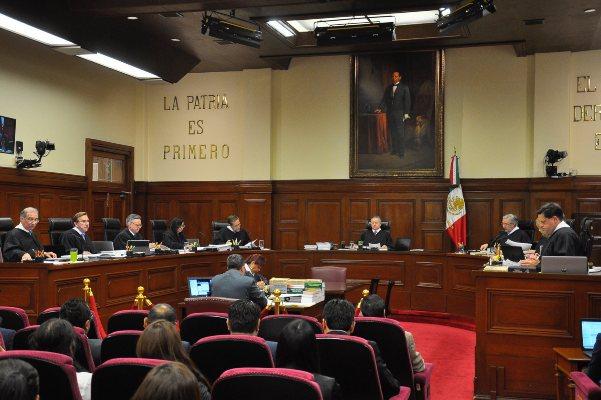 SCJN Transparencia CDMX Morelos Yucatán