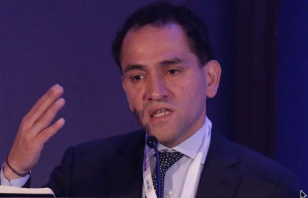 Arturo Herrera, subsecretario de Hacienda. Foto: Especial