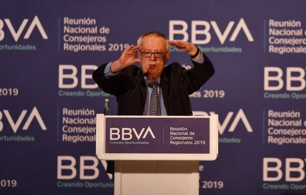 Urzúa señaló que es posible crecer 4 por ciento de forma anual en esta administración. FOTO: Pablo Salazar Solís