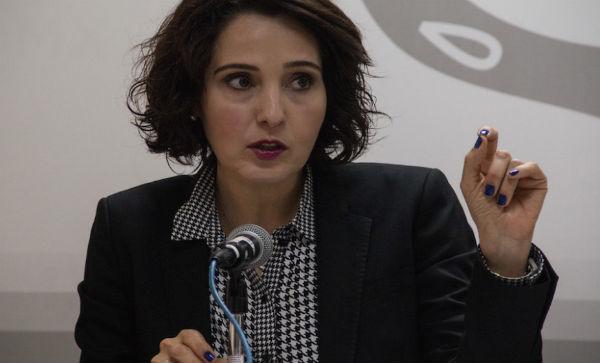 La prima de Beatriz Gutiérrez Müller, denunció el robo al interior de su vivienda ubicada en  la colonia Chapultepec Morales. FOTO: ESPECIAL