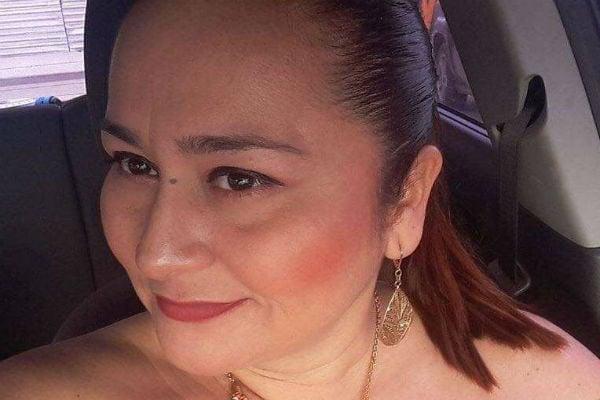 Periodista Norma Sarabia