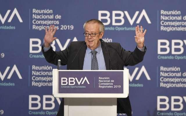 Carlos Urzúa señaló que es posible crecer 4 por ciento de forma anual.FOTO: PABLO SALAZAR
