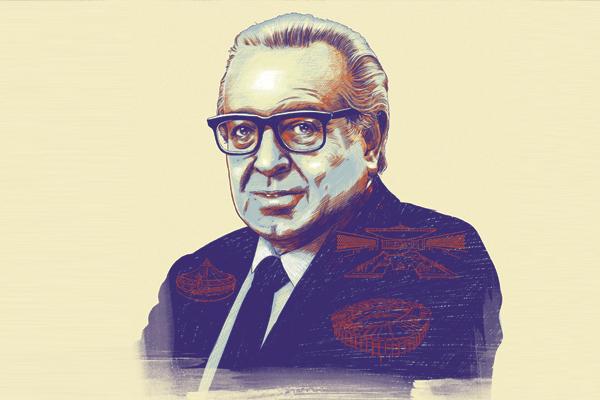 Pedro Ramírez. LUSTRACIÓN: ALLAN G. RAMÍRE