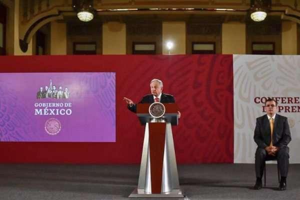 AMLO López Obrador Marcelo Ebrard La Mañanera