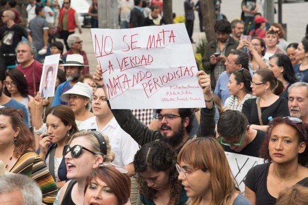 Norma Sarabia Tabasco Libertad de Expresión Prensa