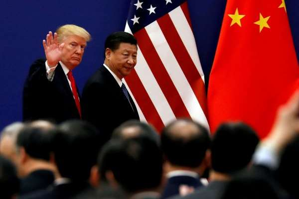 China EU Donald Trump Xi Jinping