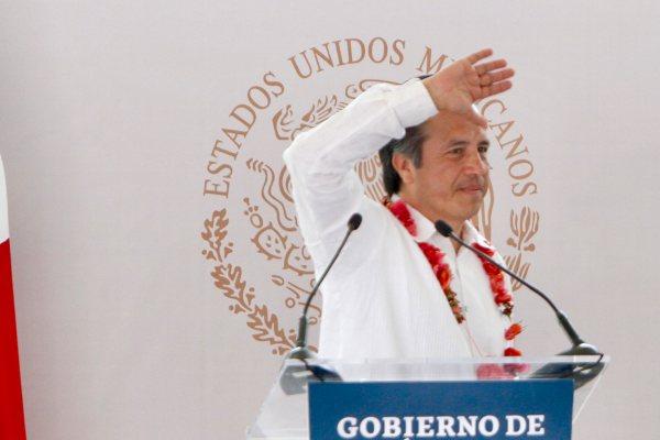Cuitláhuac García Veracruz Morena Prensa