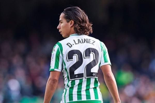 Diego Lainez podría ficharse en el Lazio de la Serie A