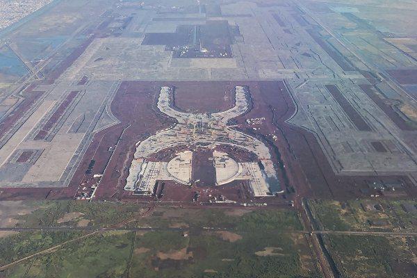 NAIM Texcoco Santa Lucía Aeropuerto AMLO