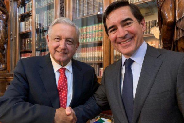 AMLO López Obrador BBVA Bancomer