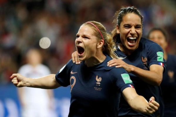 Francia vs Noruega