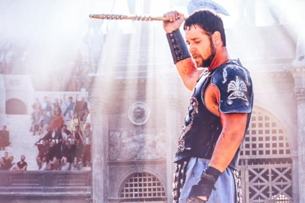 Confirman segunda parte de Gladiador.