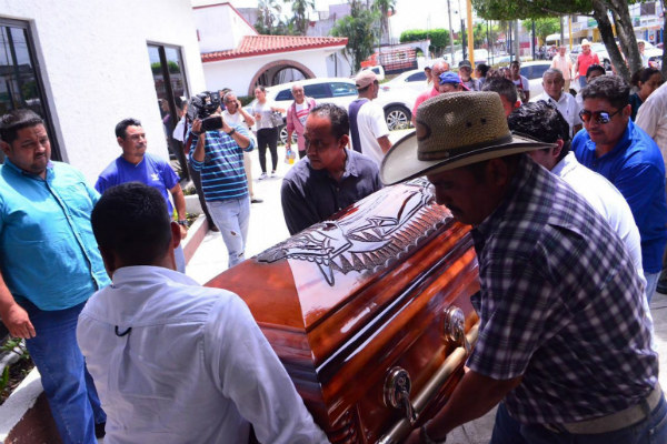 funeral norma sarabia