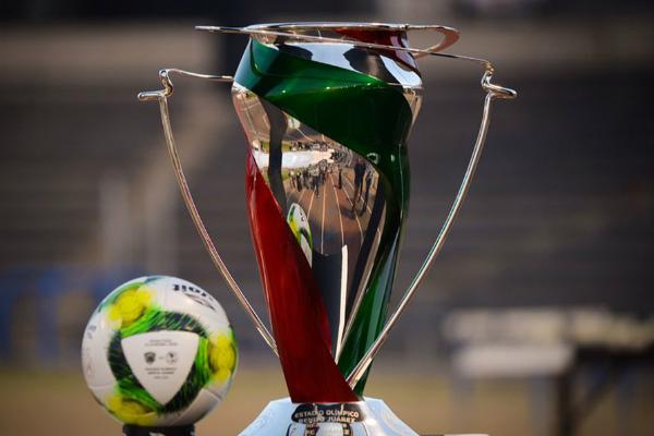 Sorteo Calendario Liga 2020.Definen Los Grupos De La Copa Mx 2019 2020