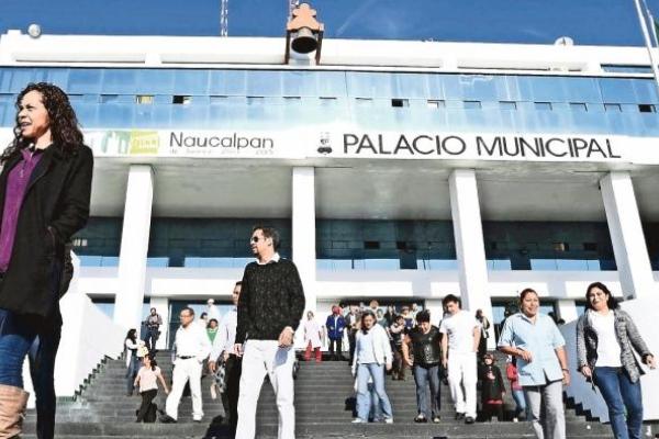 Palacio municipal de Naucalpan