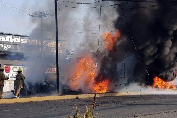 Cuautla Accidente Morelos