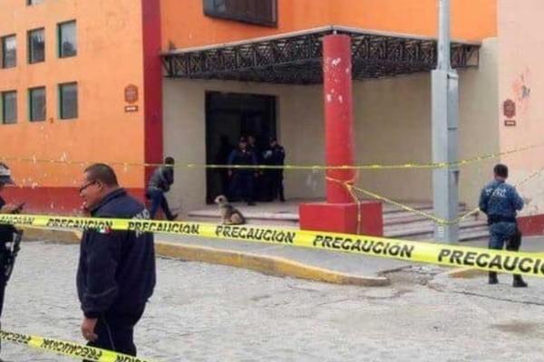 asalto durante entrega de apoyos a adultos mayores en zempoala