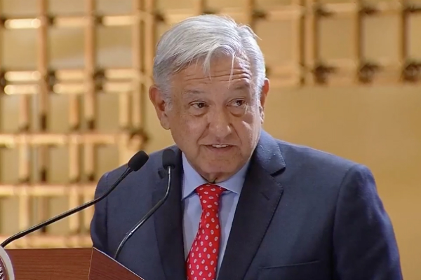 El Presidente de México, Andrés Manuel López Obrador. Foto: Especial.