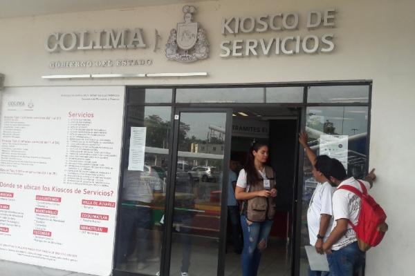 Tenencia vehicular en Colima