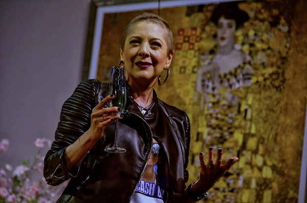 La actriz Edith González, falleció la madrugada del día de hoy tras perder la lucha con el cáncer a los 54 años de edad. Foto: Cuartoscuro