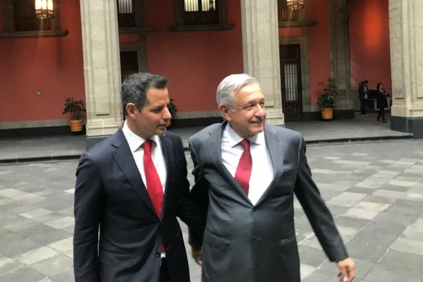 Alejandro Murat Oaxaca Andrés Manuel López Obradorr
