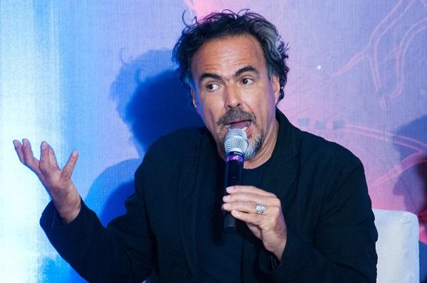 González Iñárritu ha realizado filmes como Birdman y El renacido. Floto: Cuartoscuro