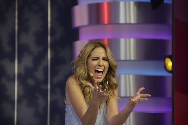 """La conductora del programa de espectáculos, Paty Chapoy bautizó a Bigorra como la """"Triacionera"""". Foto: Cuartoscuro"""