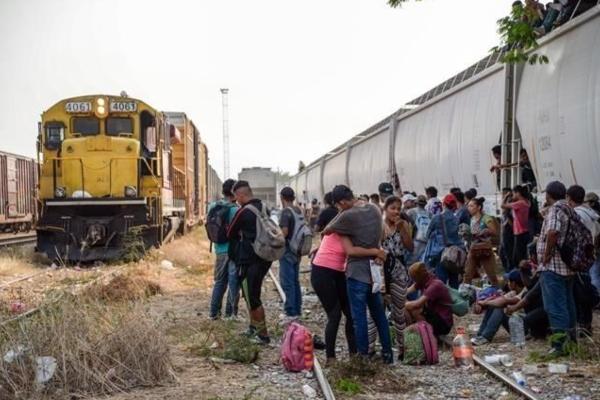 Flujo migratorio centroamericano