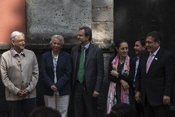 El actual presidente de México ha tenido gran influencia en las redes sociales. Foto: Cuartoscuro