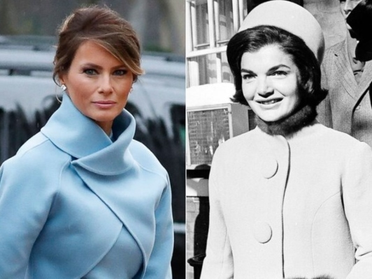 Melania Trump / Jacqueline Kennedy