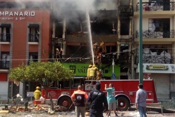 Explosión en Tepatitlán, Jalisco