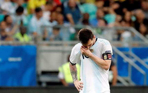 Para Messi, la plantilla que orienta Lionel Scaloni debe