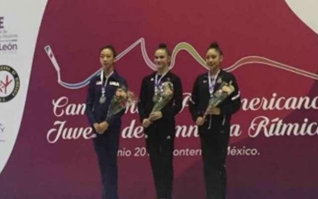 ampeonato Panamericano Juvenil de Gimnasia Rítmica