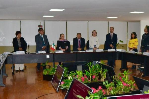 """Seminario """"Derecho a la Salud e Interculturalidad"""". Foto: Cortesía."""