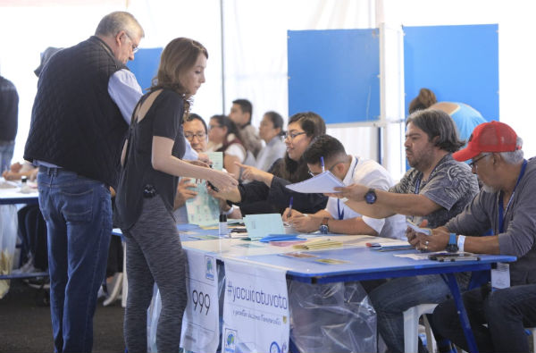 La segunda vuelta de las elecciones podría realizarse el próximo 11 de agosto. FOTO: ESPECIAL