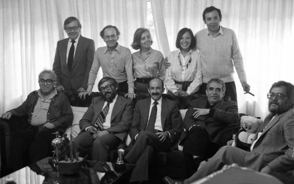 Salinas estableció una relación de conveniencia con los intelectuales. Foto: Cuartoscuro / Pedro Valtierra
