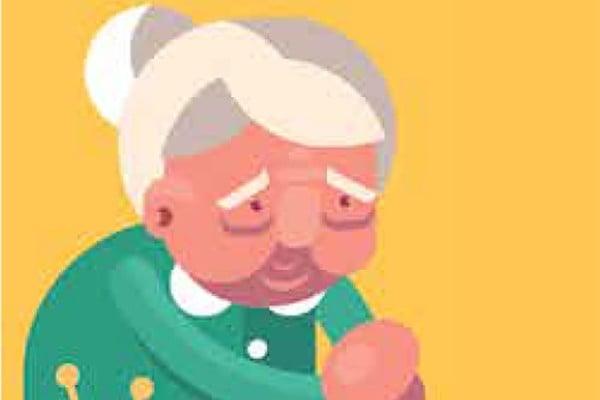 Tanto en México como en el mundo, están a punto de enfrentar una crisis pensionaria. Ilustración: Allan G. Ramírez